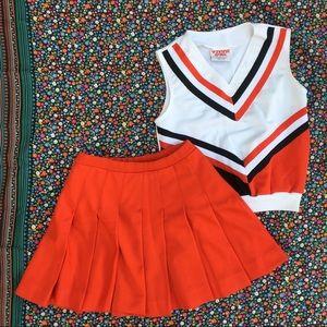 VINTAGE Cheerleading Uniform 💥 2-Pieces